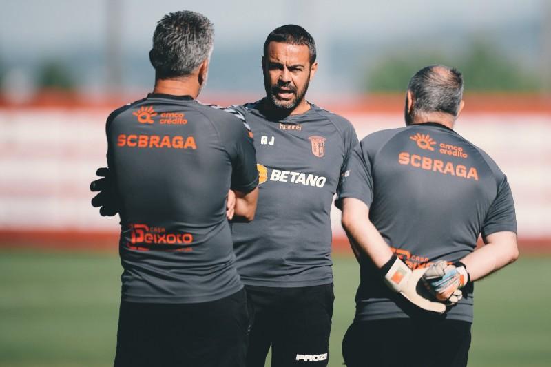 """Artur Jorge: """"Queremos depender apenas de nós"""""""