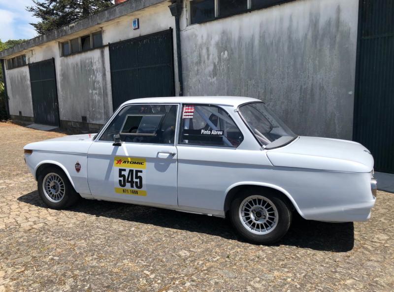 Ricardo Gomes regressa à competição no Autódromo Internacional do Algarve