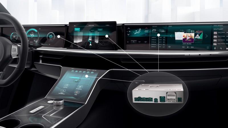 Bosch junta conhecimento em software e eletrónica numa divisão com 17.000 colaboradores