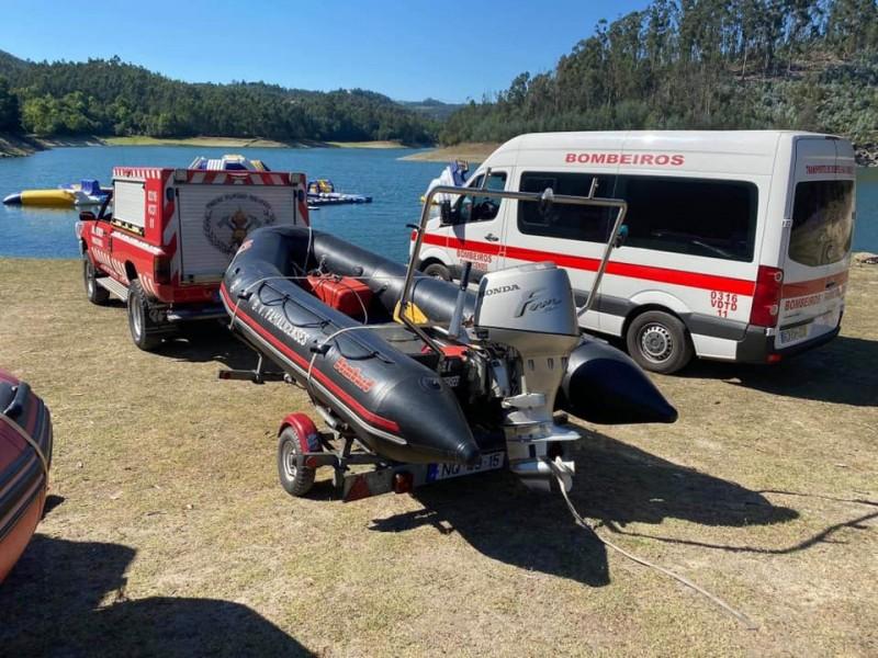 Corpo de Ernesto Pereira encontrado na barragem do Ermal