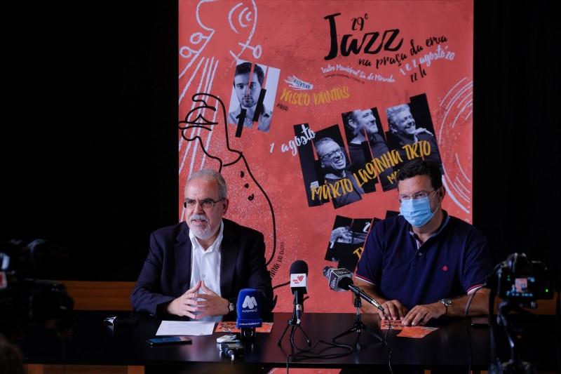 29º Festival Jazz na Praça da Erva a 1 e 2 de agosto no Teatro Municipal