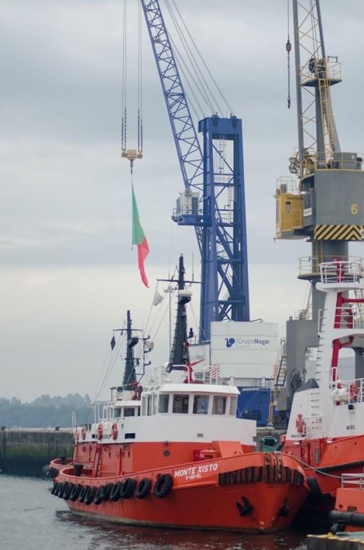 Porto de Viana com mais 6,7% de exportações