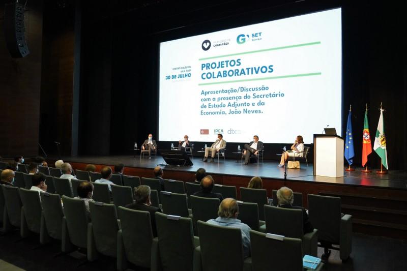 Guimarães reúne um conjunto de condições para projetos inspiradores para o país