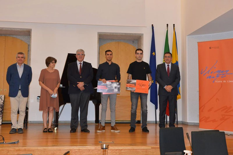 Hélder Lima e Ivan Postiga ganham Prémios Viana de Lima