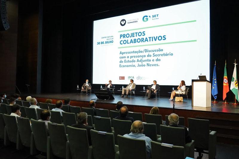 Guimarães reúne condições para projectos inspiradores para o país