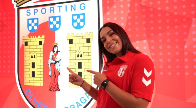 Patrícia Esparteiro reforça SC Braga  a pensar nos Jogos Olímpicos de 2021