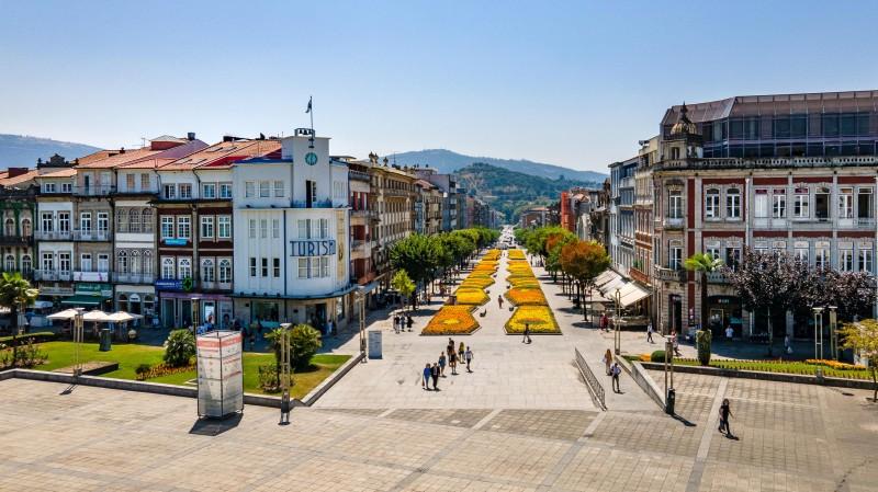 Município de Braga em 'acção' europeia pelo clima