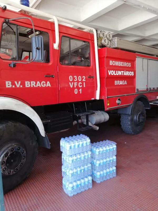 Bombeiros Voluntários querem ter empresas como sócias