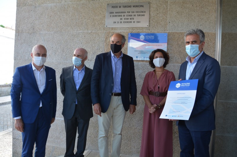 Cabeceiras de Basto: Estação Náutica promove aspectos turísticos do concelho a partir de 2021
