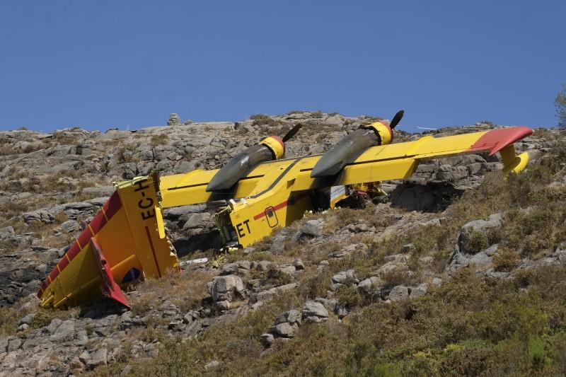 Governo determina à Protecção Civil abertura de inquérito ao fogo no Gerês