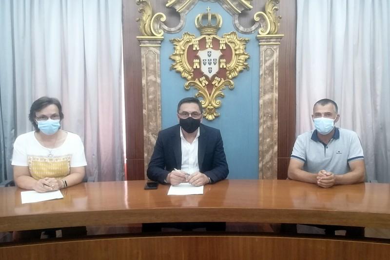 Câmara de Esposende cedeu lote de terreno  à Associação Águias de Serpa Pinto