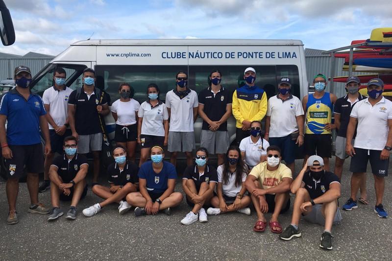 Náutico de Ponte de Lima lidera regata nacional de velocidade