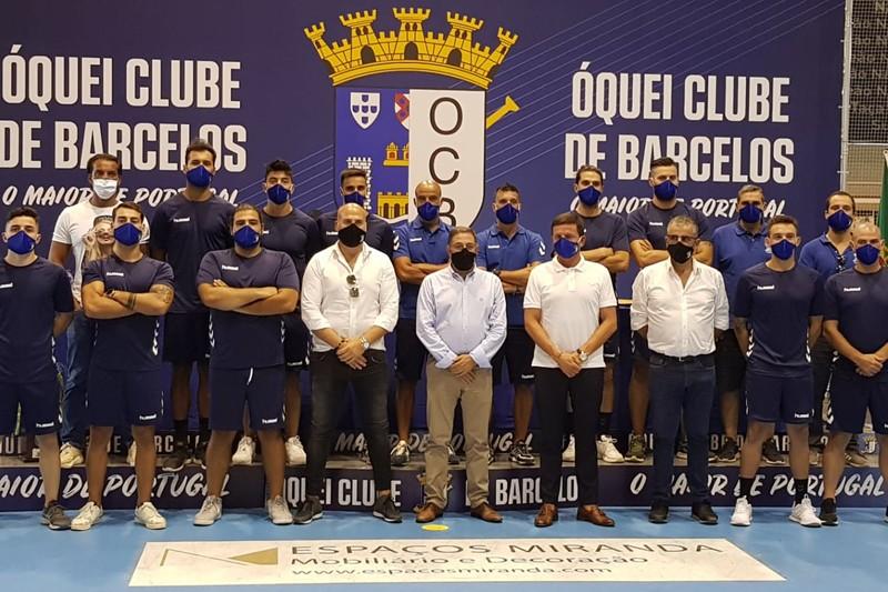 OC Barcelos quer intrometer-se na luta pela conquista do título