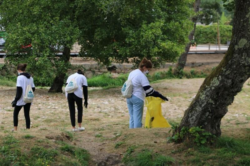 Dia Internacional da Juventude celebrado na Praia Fluvial de Arcos de Valdevez