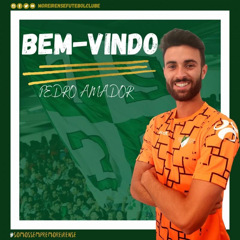 Moreirense: Pedro Amador é reforço por quatro temporadas