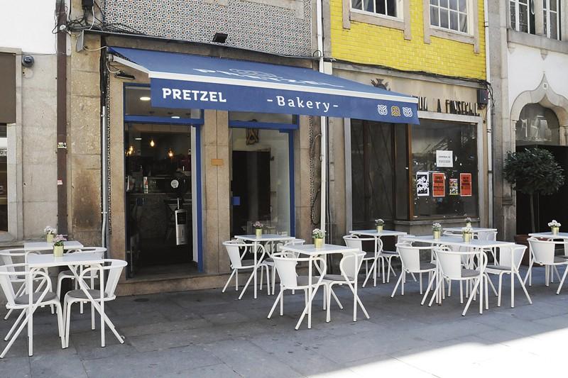 Pretzel Bakery: um pedaço da Alemanha para provar no centro de Braga