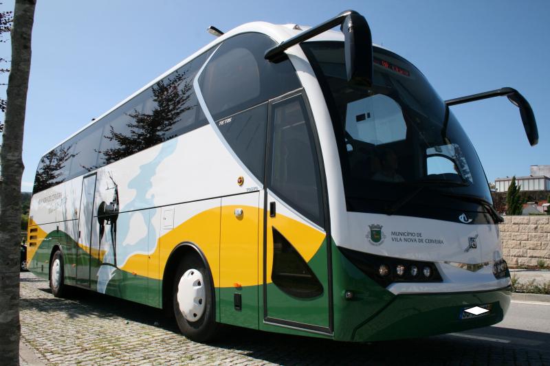 Autarquia mantém transportes escolares gratuitos a todos os níveis de ensino