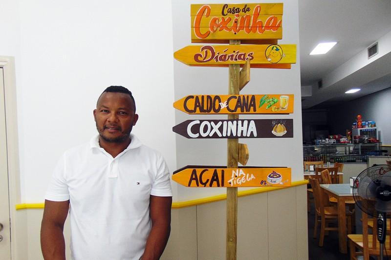 Casa da Coxinha apresenta aquele 'gostinho' a Brasil