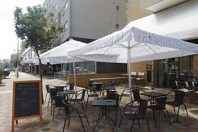 Terminal Café é um espaço cool animado pela comunidade académica