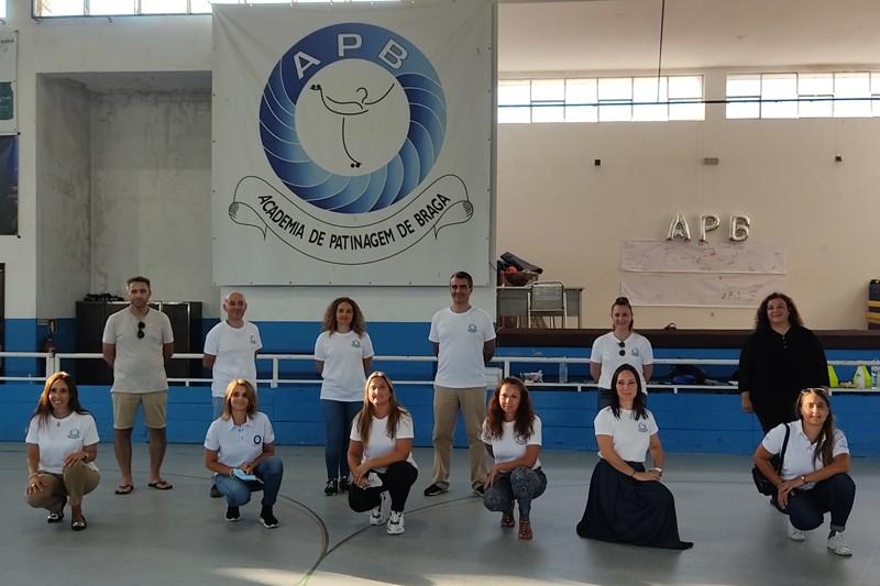Academia de Patinagem de Braga com nova direcção e novos sonhos