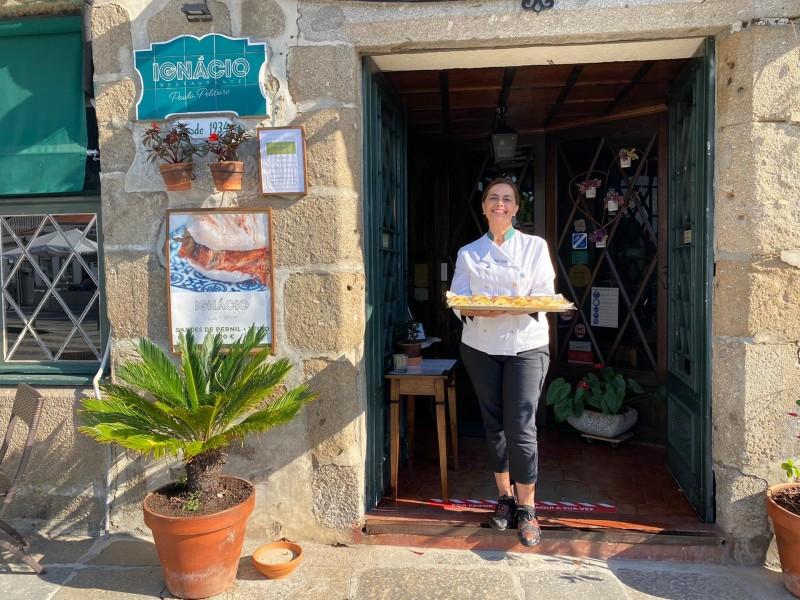 Ignácio inova com três maneiras de comer o bacalhau à Braga