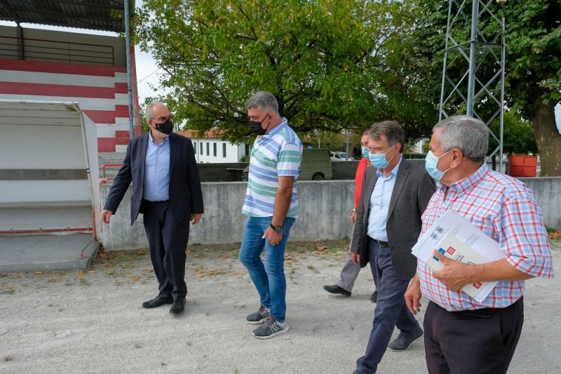 Câmara Municipal investe 192 mil euros na requalificação do Campo de Jogos de Vila Fria