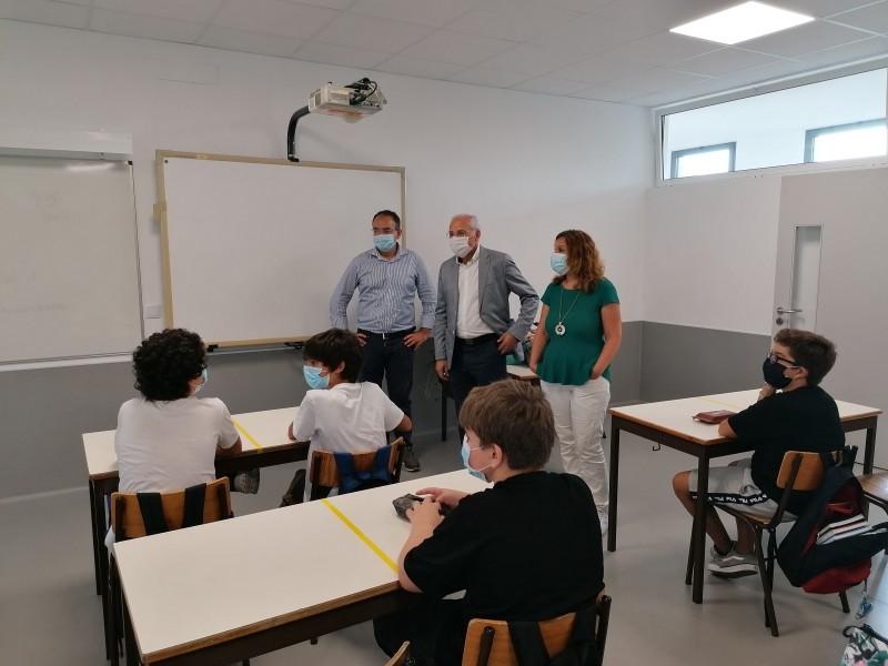 Vila Verde: Ano escolar arranca com a tranquilidade possível