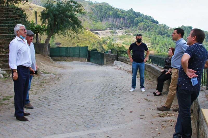 'Viagem pelas Freguesias' retomada com visita a Ferral