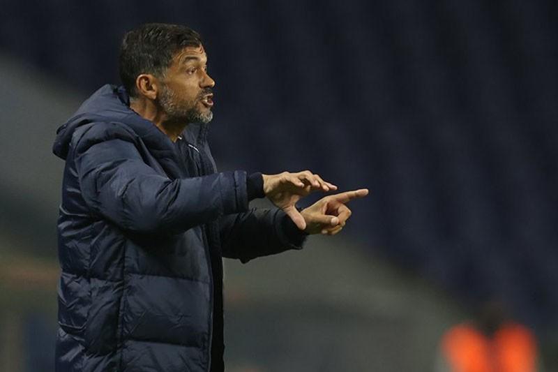 """Sérgio Conceição: """"Uma boa propaganda ao futebol"""""""