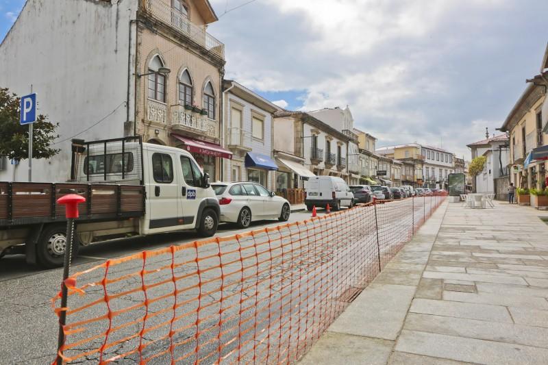 Caminha: Trânsito cortado a partir de amanhã na rua R. João
