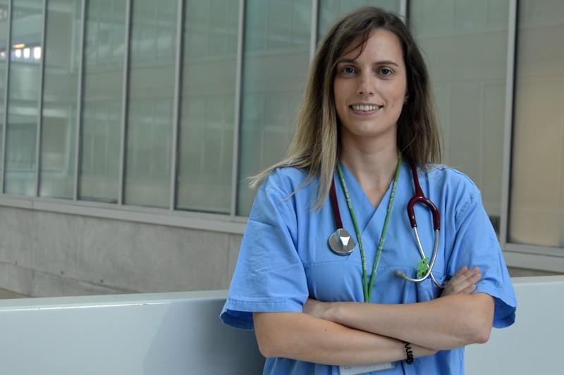 Missões humanitárias são 'paixão' de médica do Hospital de Braga