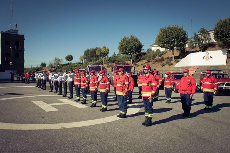 Falta de Voluntários prejudica a acção dos bombeiros de Valença