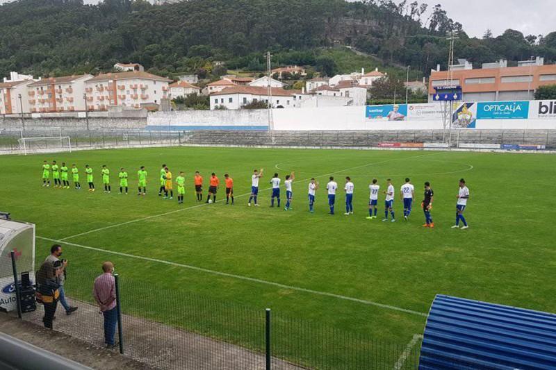 Vianense e Vilaverdense com motores por aquecer no Campeonato de Portugal