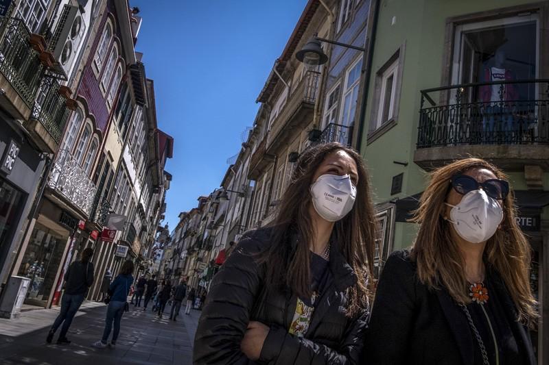 Braga tem 22 casos activos de Covid-19