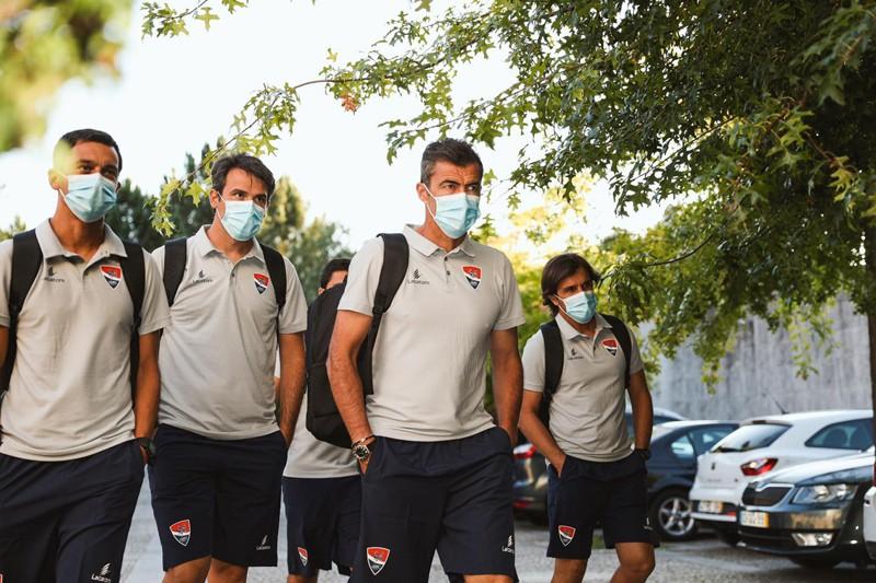 Rui Almeida está recuperado da infecção por Covid-19