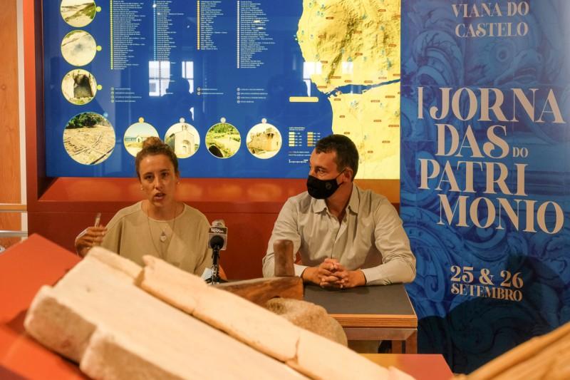 Viana do Castelo promove I Jornadas do Património dias 25 e 26 de setembro