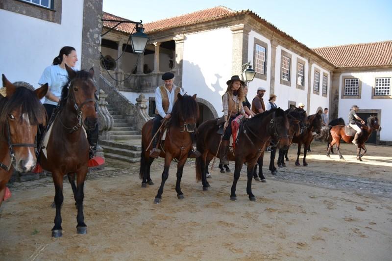 """Viana do Castelo quer inclusão do """"Passo Travado"""" do cavalo Garrano no pedido de inscrição da """"Equitação Portuguesa"""" no Inventário Nacional do Património Cultural Imaterial"""