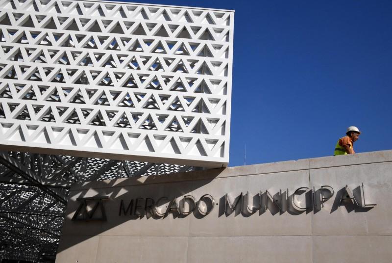 Novo Mercado Municipal de Famalicão abre no início de 2021