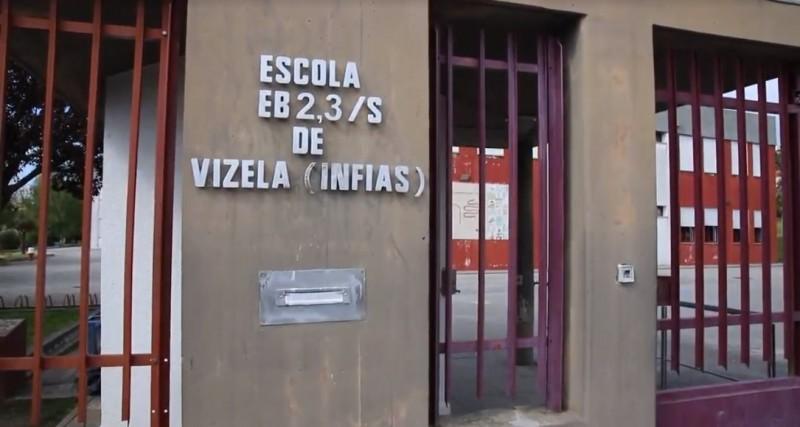 Vizela: Aluno da escola EB 2/3 de Infias infectado com o vírus da Covid-19