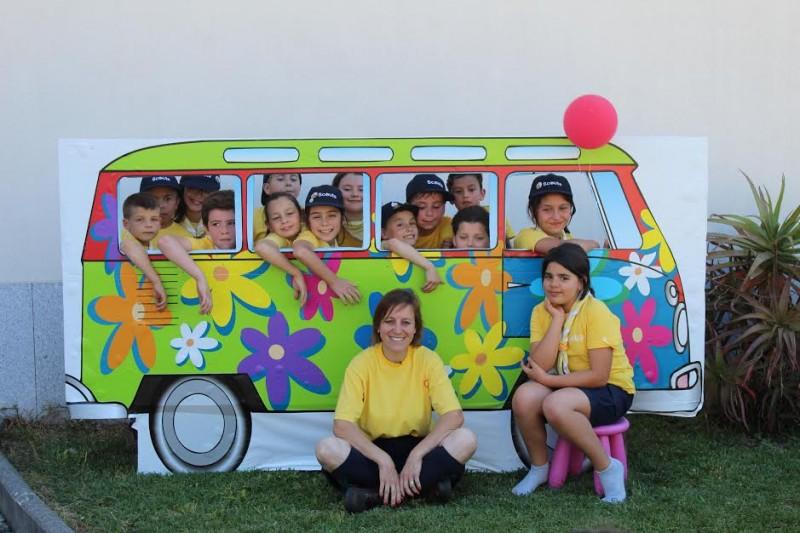 """Agrupamento n.º 430 Maximinos : Escutismo """"é uma escola para a vida"""""""