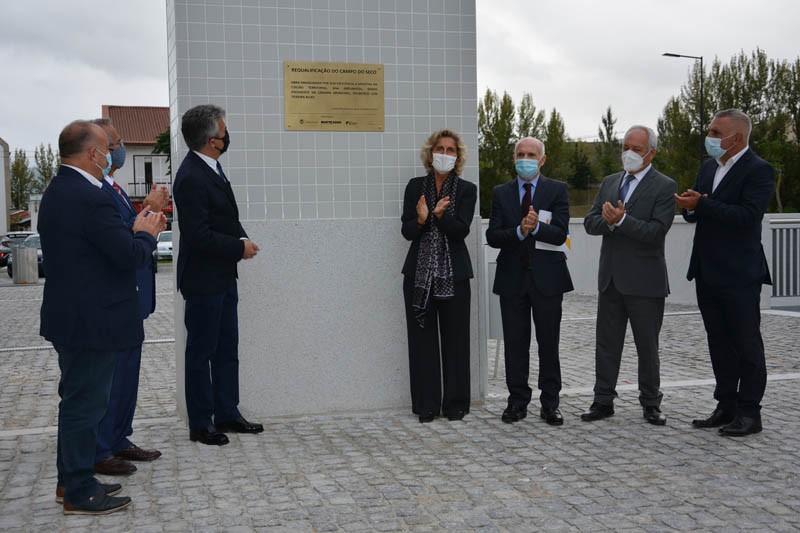 Campo do Seco sofreu obras no valor de 3 milhões de euros