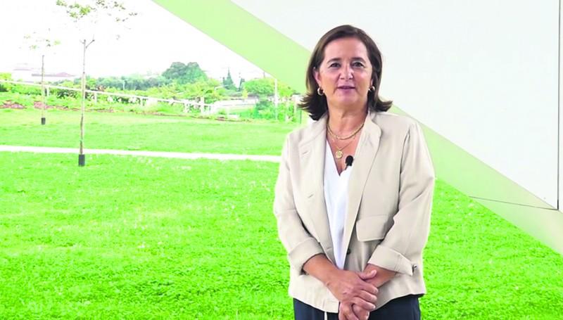 """Maria José Fernandes: """"o IPCA está a  responder às necessidades da região"""""""