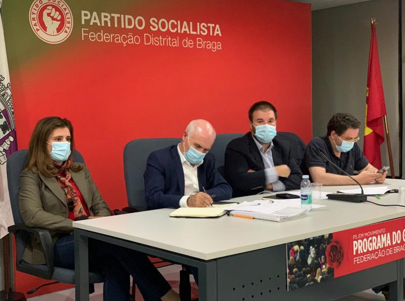 Federação Distrital do PS elegeu novos órgãos