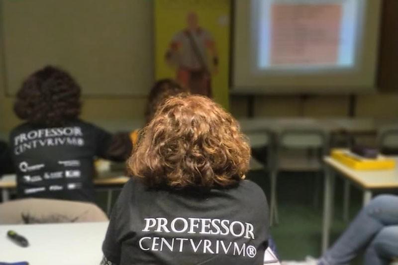 """Agrupamentos reconhecem """"impacto educativo"""" do Centurium"""