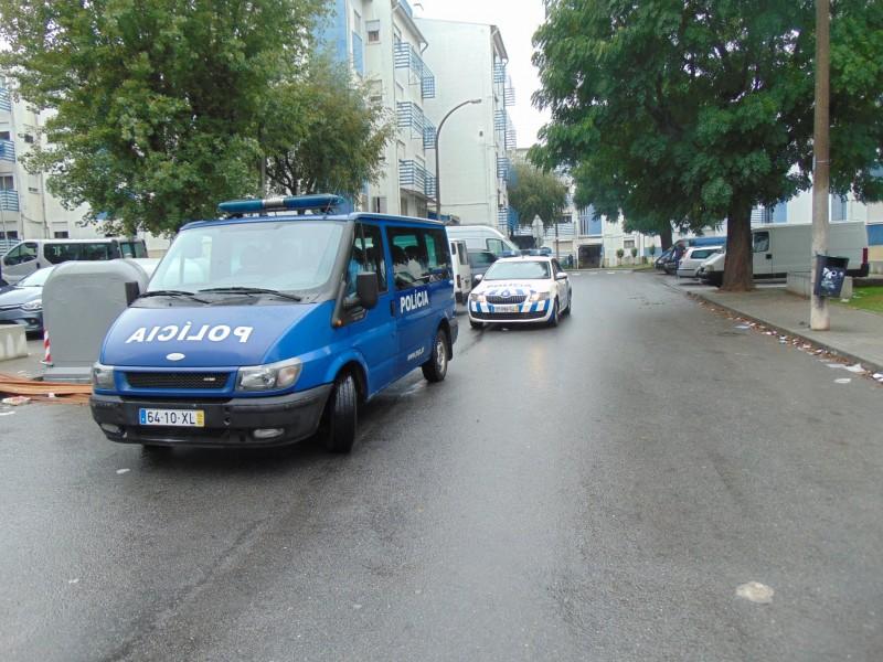 Sete detidos em megaoperação de combate ao tráfico de droga em Braga