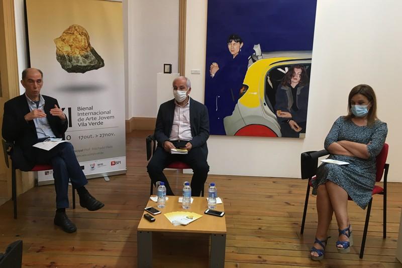 """Bienal de Arte Jovem de Vila Verde é a""""mais internacional de sempre"""""""