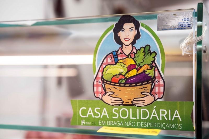 Casa Solidária' pretende ajudar de famílias Bracarenses