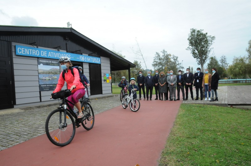 Municípios minhotos e galegos oferecem serviço 'bike sharing' no Vale do Minho