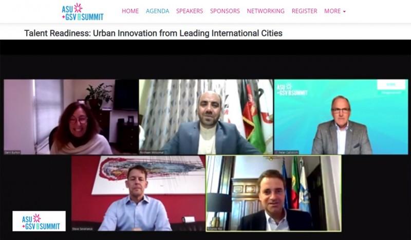 Ricardo Rio participou em conferência internacional sobre talento e liderança