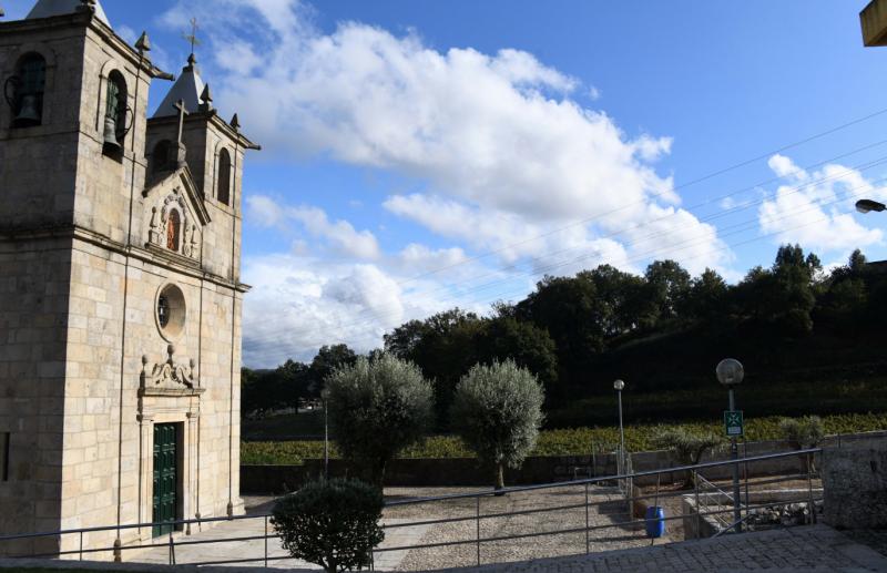 """Reabilitação da zona envolvente ao Mosteiro é """"obra do século"""" em Oliveira Santa Maria"""